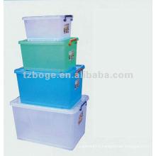 moule de boîte de rangement en plastique de vente chaude
