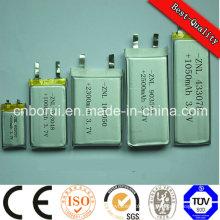 553048 Cheap 3.7V 800mAh Deep Cycle Lithium Battery for Samsung X208