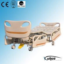 CE / ISO Neues Modell Fünf Funktionen Elektrisches Krankenhausbett (XH-14)