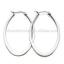 Venta al por mayor ACERO INOXIDABLE aro pendientes para las mujeres moda baratos joyas de China Importador