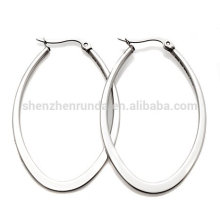 Оптовые серьги обруча STAINLESS STEEL для ювелирных изделий способа женщин дешевых от Кита Importer