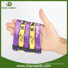 Съемные спортивные браслеты из полиэстера