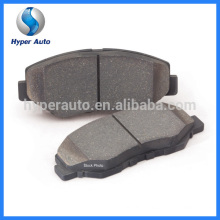 FDB813 GDB576 semi metal brake pads for VOLVO