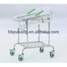 Hot sale for Crib -Stainless steel infant bed B-36