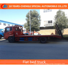 Dong Feng 4X2 Flat Bed Truck