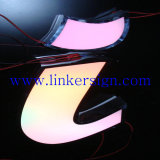 channel letter led lighting outdoor 3d logo letter signs