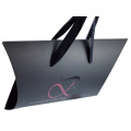 Private UV Logo Fancy Matte Pillow Box