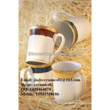 0stylish flower fashinable designed Japan Germany patterns promotional ceramic beer travel mug