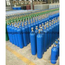 Cylindre portatif d'oxygène de 1L à 20L prix concurrentiel