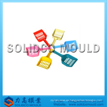 molde plástico de la pala de la venta caliente, molde de la inyección de la pala, molde plástico del producto del hogar