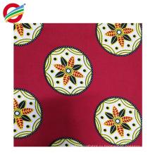 Оптовая чистый полиэстер африканских супер воск печати ткани