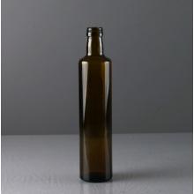 500ml Dark Green Round Olive Oil Bottle