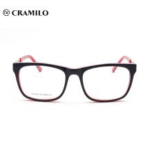 Gafas de acetato de gafas de moda gafas ópticas