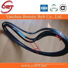 Très dentée v courroie V10x1195 courroie pour voitures en caoutchouc ceintures Chine