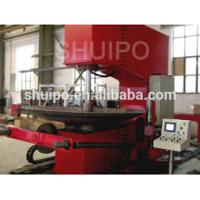 Dish end press machine/CNC Tank Head Spinning Machine(dished ends machine)/Elliptical dished head ends flanging machine