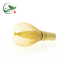 Christmas Sales Shin Matcha Whisk Golden Bamboo