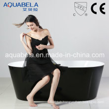 Hot Style Acrylic Freestanding Hot Tub Soaking Bathtub (JL609)