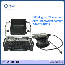 Pan & Tilt Inspection Camera Underwater Camera with 30m Cable