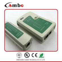 Rj45 rj11 cat5 network lan cable tester