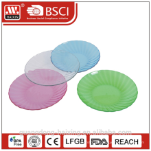 Haixing Plastic round plate