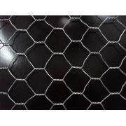 Hot dipped galvanized gabion mesh