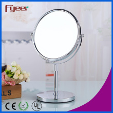 Fyeer Round Desktop Makeup Mirror Miroir de table extensible (M5408)