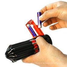Gute Qualität Multi-Schraubenzieher-Fackel mit Kunststoff-Griff