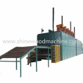 High Productivity Veneer Roller Dryer