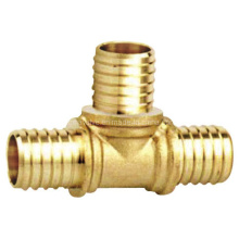 Brass Tee Compression Fitting (a. 0430)