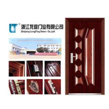Puerta de acero de seguridad con alta calidad