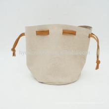 Promotionnel de haute qualité à la main des femmes cadeau sac en cuir