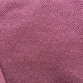 Mercerized knitting pique fabric solid color