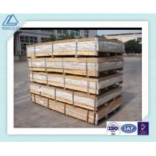 6061 Placa de aluminio para equipos electrónicos