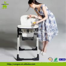 Multi-função Alluminum Alloy frame bebê cadeira alta para venda