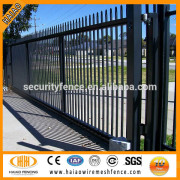 Alibaba ISO factory direct professional supplier low price high quality wrought iron gate models