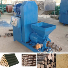 New Energy Fuel Biomass Waste Extruder Machine