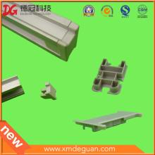 Profesional de plástico al por mayor tapa de aluminio de protección del marco