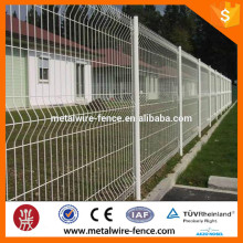 Welded Wire Mesh Fence / School Playground Fence / Metal Fence Panel