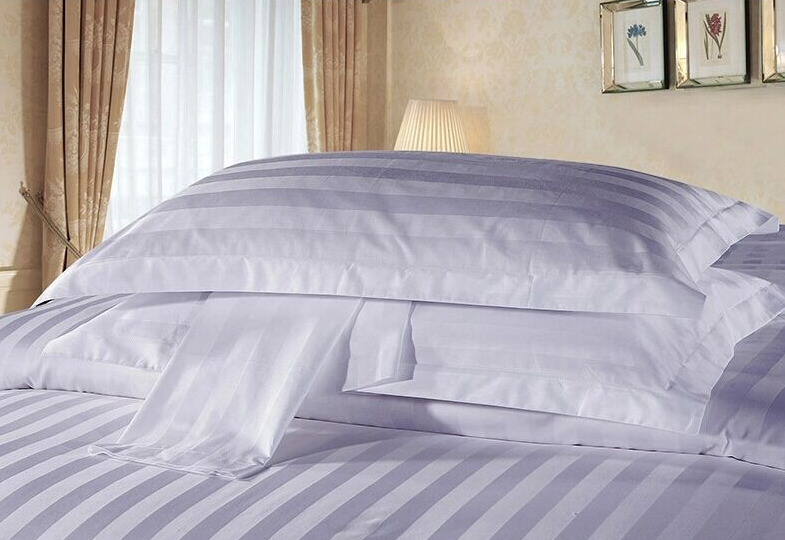Hotel Stripe Pillow Sham