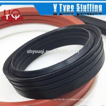 Высокое сжатие прочности V упаковка печать Ви начинку уплотнительное кольцо для вакуумного насоса резиновые уплотнения масла