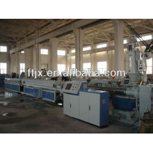 HDPE /PVC double wall corrugated Pipe Extrusion line