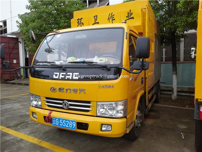 Sewage Disposal Car 2