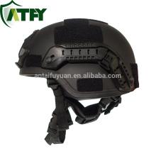MICH 2000 Militar y militar utilizan casco antibalas.