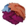 Trapos de limpeza de poliéster / algodão