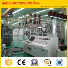 Sistema de prueba de descarga parcial del transformador 40000kVA / 35kv
