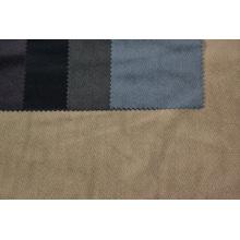 """57"""" / 58""""  Khaki Polyester Corduroy Print Fabric Velvet For Upholstery Hj014"""
