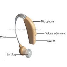 Популярный Перезаряжаемые 2014 Года R-588 Цифровые Слуховые Аппараты Производитель /Усилитель Звука