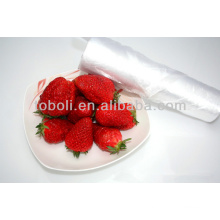 protective clear static cling film