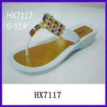 Heiße Verkaufs-Flip-Top-Damen Sandalsandalen für Frauen flache Sandalen für Damen Bilder