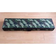 Camouflage Pattern Aluminum Gun Case